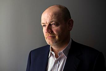 Mark Thompson, administrerende direktør i New York Times.