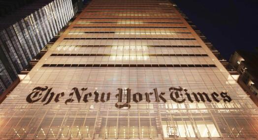 New York Times har nå passert seks millioner abonnenter