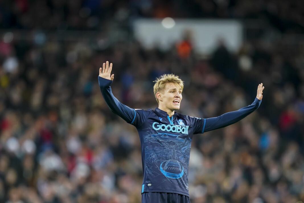 Det blir mer å se av Martin Ødegaard og spansk fotball på TV 2 fra høsten 2021.