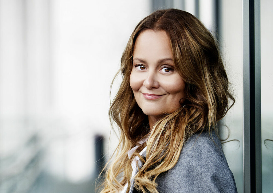 Nye oppgaver venter Elisabeth Halmø i den danske hovedstaden.