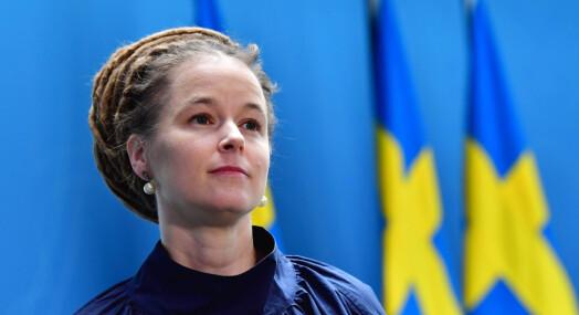 Krisepakke til svensk kultur og medier