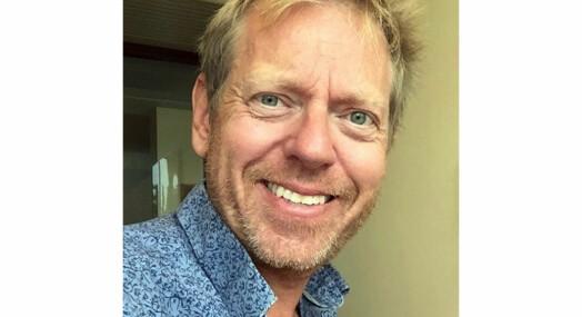 Roar Valderhaug er ansatt som journalist i Aftenposten/E24