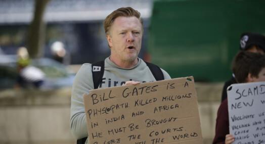 Økt spredning av konspirasjonsteorier om Bill Gates i Norge