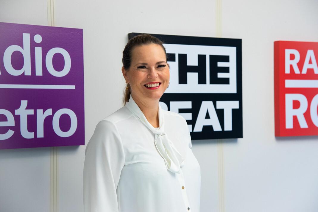Radio Metro-sjef Hilde Apneseth synes det er trist at hennes journalister ikke har fått dekket koronakrisa.