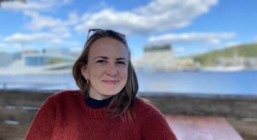 Anne Lindholm har ingen tro på «no platforming»: – La meninger brytes mot motstridende syn