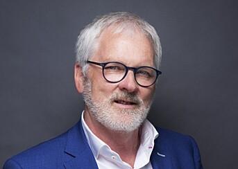 Stig Finslo, direktør utgiverspørsmål og samfunnskontakt i Amedia.