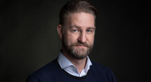 Martin Riber Sparre kobla Eurovision til finanskrisa på Island, og fikk inn en sak i DN uten å spørre sjefen