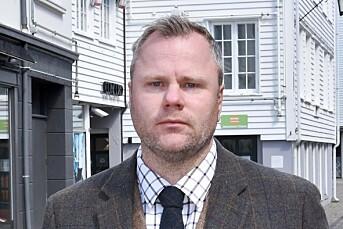 Petter Emil Wikøren blir ny ansvarlig redaktør i Lindesnes