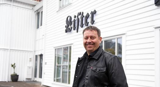 Svein Morten Havaas er ansatt som ansvarlig redaktør i Lister