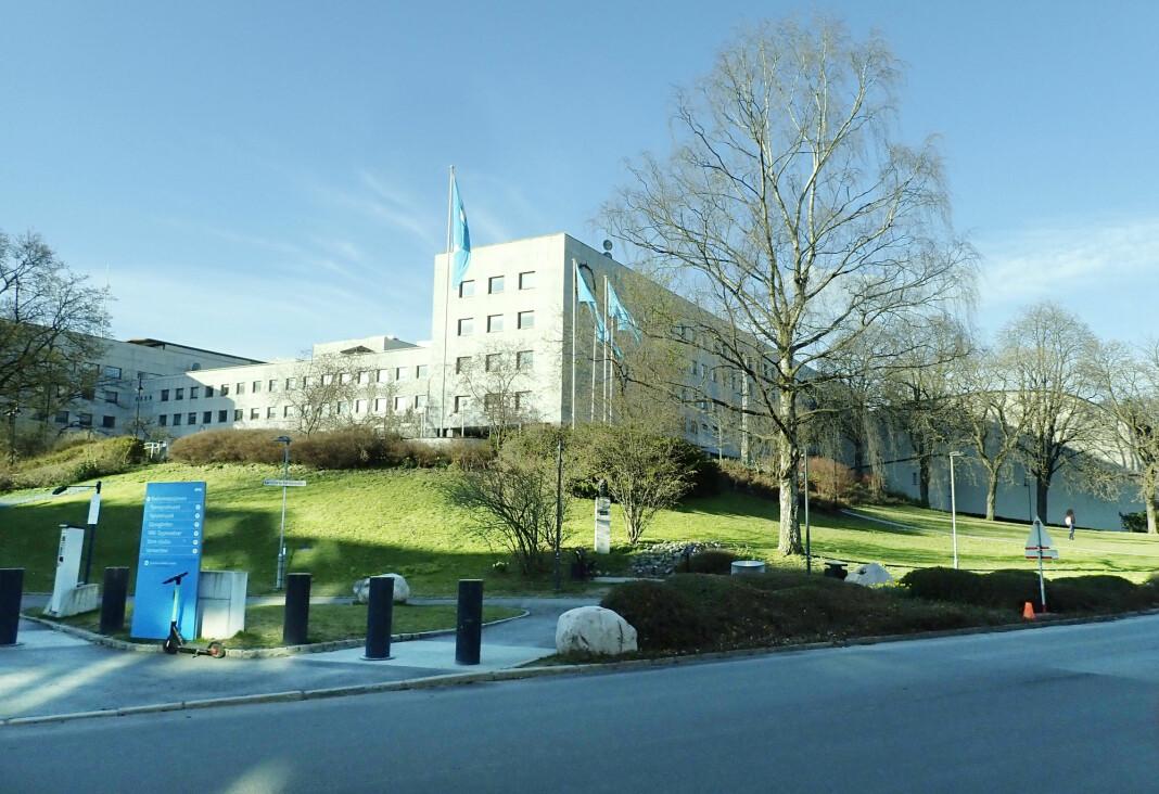 Det var 24. januar i år at voldsepisoden skjedde like utenfor NRKs lokaler på Marienlyst i Oslo.