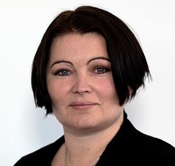 Områdedirektør Gun Peggy Knudsen.