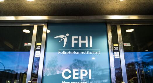 FHI slettet korona-data – også etter at NRK hadde krevd innsyn