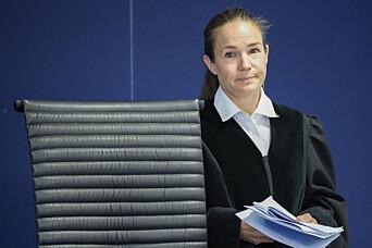 Lagmannsretten avviste pressens anke om lukkede dører i Manshaus-saken