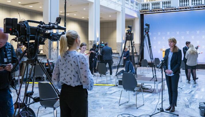 «Min påstand er derfor at journalister, med sin ukritiske dekning av koronapandemien, har påført en stor del av befolkningen betydelig uhelse.»