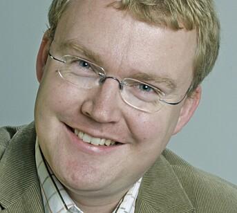 Bjørnar Borvik, leder for Medieklagenemda.