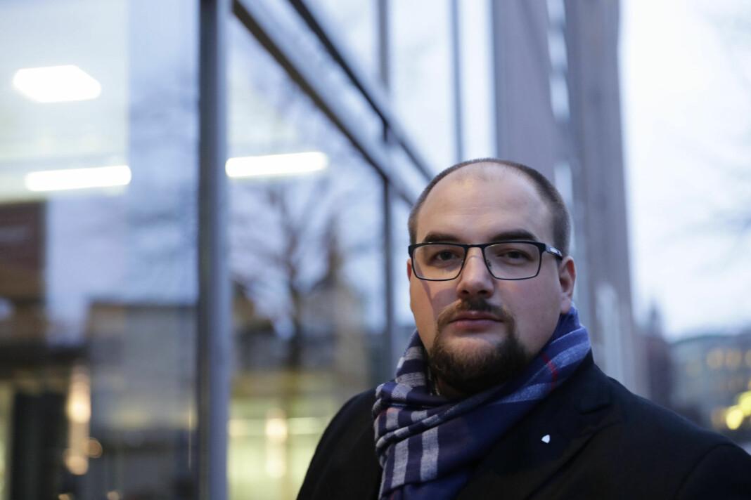 Redaktør og daglig leder Erik Waatland står igjen med 95 prosent av aksjene i Medier24.