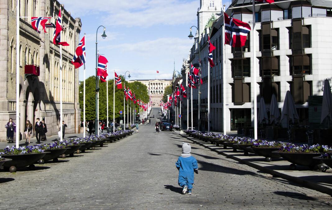 I snitt ble det sett nesten tre timer på NRK1 i år, 42 minutter mer enn i fjor.