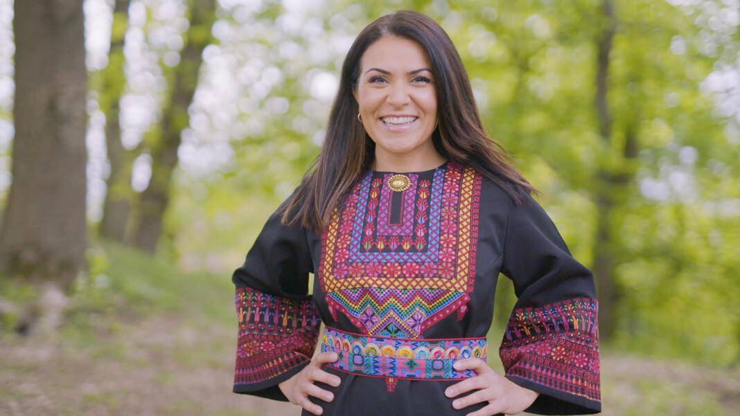 Rima Iraki skal lede programmet «Festen etter fasten – Id mubarak».