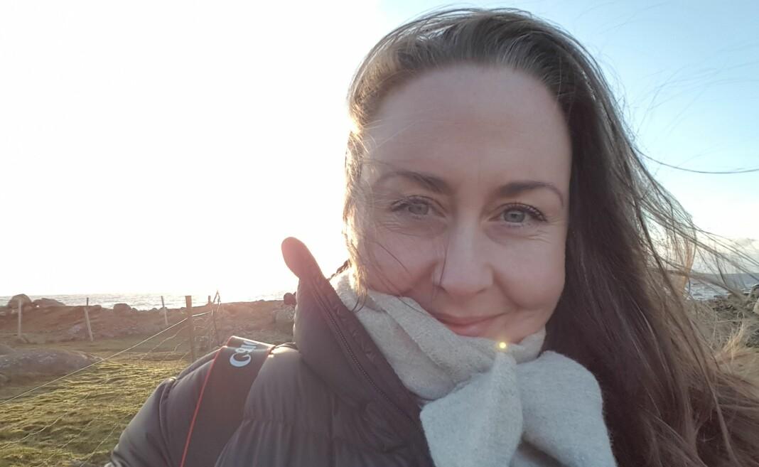 Journaliststudent Camilla Klungland Ousdal er skeptisk til hvordan enkelte medier dekker på den pågående pandemien.