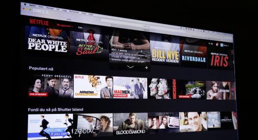 Halvparten av befolkningen dropper lineær-TV