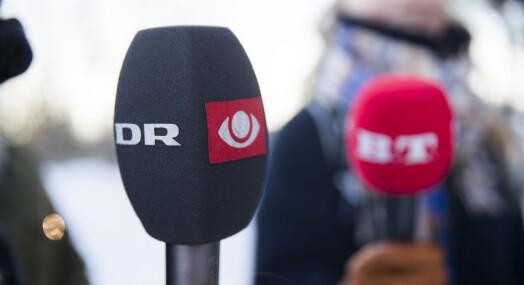 Danmarks Radio er truet av storkonflikt og streik midt i koronakrisa