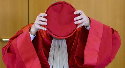 Tysk høyesterett: Masseovervåking er rettighetsbrudd