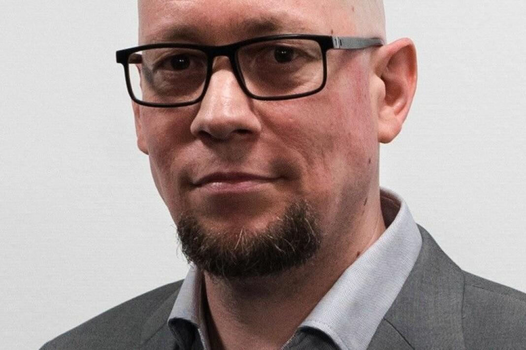 Spilljournalist Rune Fjeld Olsen blir nå fast bidragsytere i NRK.