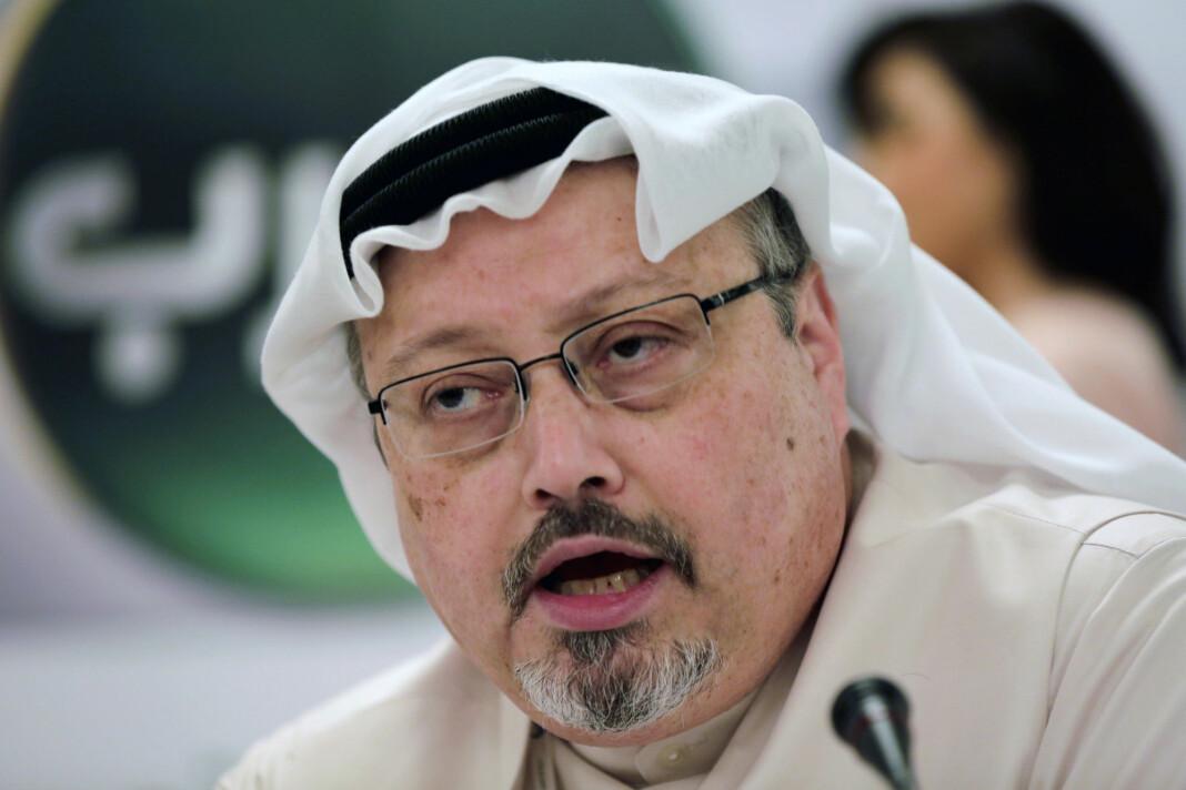 Den saudiarabiske journalisten Jamal Khashoggi ble drept inne på Saudi-Arabias konsulat i Istanbul i oktober 2018. Nå tilgir Khashoggis sønner farens drapsmenn.