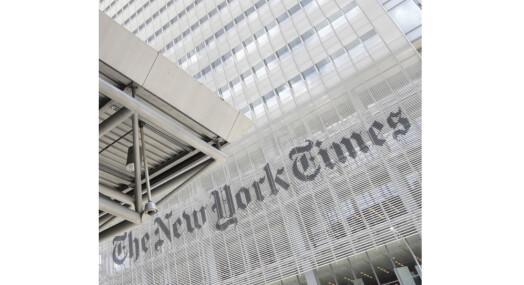 Nei, New York Times mente ikke at setebelteloven var «et brudd på menneskerettighetene» i 1986
