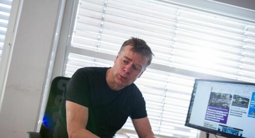 Redaktør Ivar Brynildsen varsler at han gir seg i Valdres neste sommer