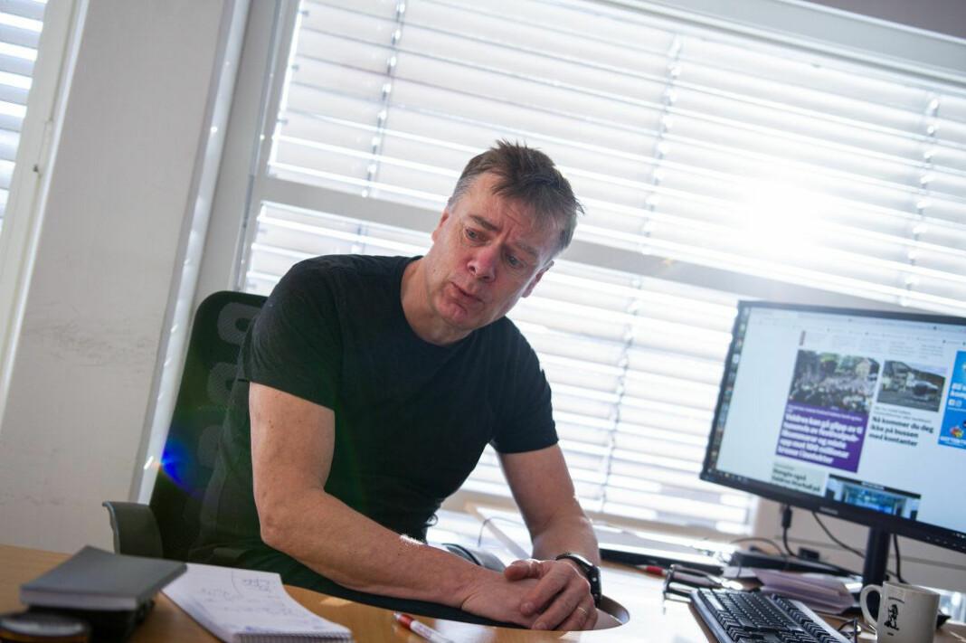 Ivar Brynildsen har vært redaktør og daglig leder i Valdres i et tiår. Nå går han tilbake til skrivingen, i en annen avis.