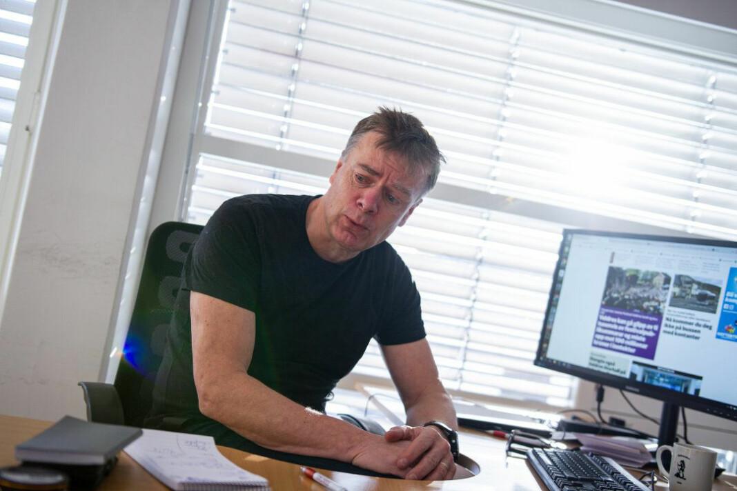 Neste sommer fyller ansvarlig redaktør og daglig leder Ivar Brynildsen i Valdres 62 år. Nå varsler han sin avgang.