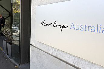 Massedød blant australske aviser