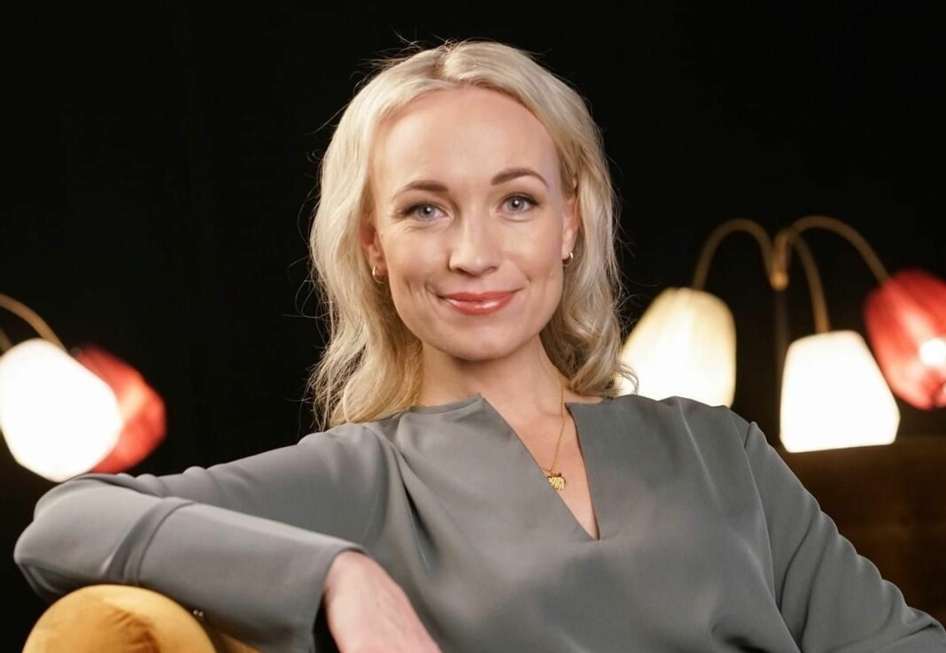 Linn Wiik, programleder for Presseklubben på TV 2, mener mediene må være flinkere til å tørre å si at de tok feil.