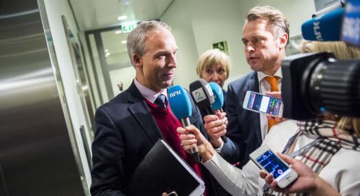 TV 2-reporter går til Frp