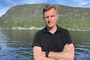 NRK-programleder blir redaktør i Sogn Avis