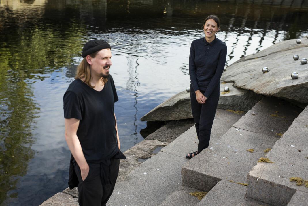 Morgenbladet-fotografene Christian Belgaux og Sofie Amalie Klougart kuraterer «Dette året», og bidrar også med bilder selv.