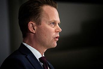 Danmark vil ikke snakke med USA om vold mot journalister