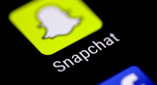 Snapchat demper Trumps rekkevidde