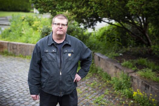 Norsk Journalistlag i NRK med leder Rolf Johansen har vært svært kritisk til økninga i midlertidig-stillinger.