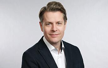 Olav Hypher, organsiasjonsdirektør i NRK.