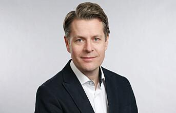Organisasjonsdirektør Olav Hypher.