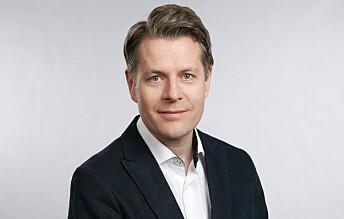 Organisasjonsdirektør i NRK Olav Hypher.