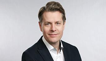 Organsiasjonsdirektør i NRK Olav Hypher.