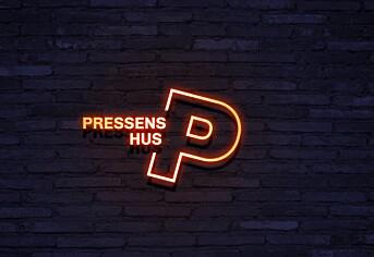 Pressens hus har fått logo, nå utlyses det navnekonkurranse