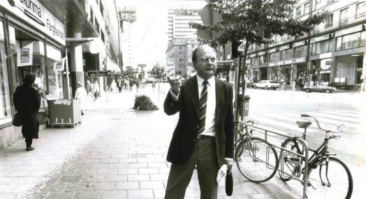 Journalist pekte på Skandiamannen som Olof Palmes drapsmann allerede i 2018