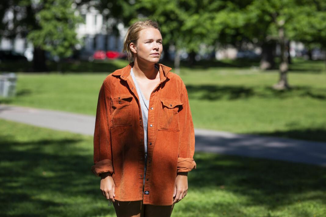 Vida Lill Berge hadde drømmejobben i NRK P3. Hun var der i to år og elleve måneder, på tolv ulike kontrakter, men så måtte hun slutte.