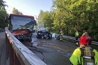 Politiet meldte feilaktig at mann døde i ulykke i Bergen - redaktør kritisk
