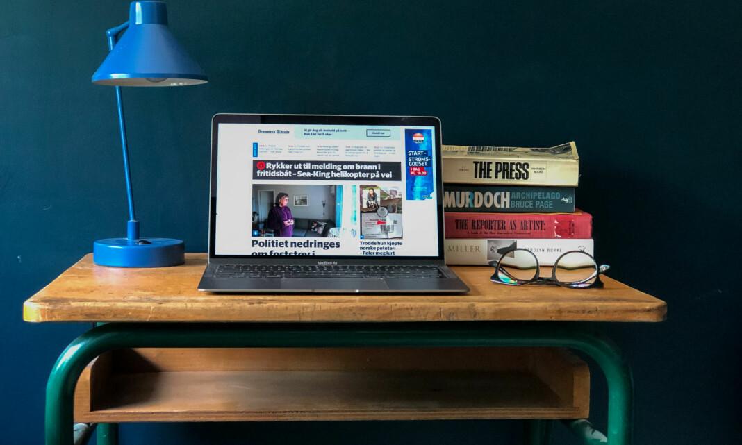 Nye lesertall: Nedgang på både papir og digitalt
