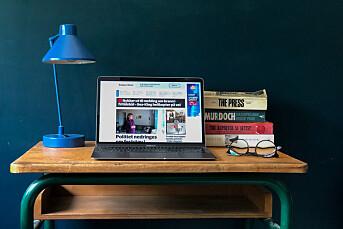 Nordmenn fremdeles best i verden når det gjelder å betale for digitale nyheter